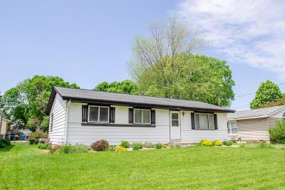 Dodge County Single Family Home For Sale: 402 Elba St Street