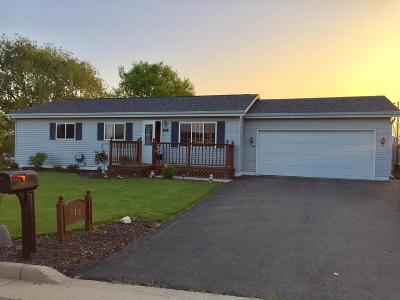Dodge County Single Family Home For Sale: 115 Westgate