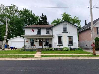 Dodge County Single Family Home For Sale: 213 East Green St Street