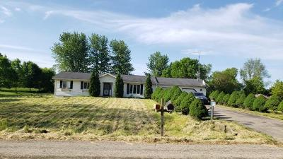 Dodge County Single Family Home For Sale: 8051 West Birch Rd Road