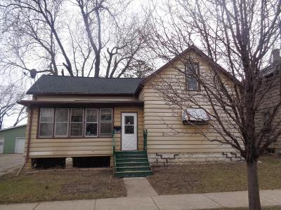 Fond Du Lac WI Single Family Home For Sale: $0