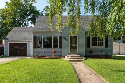 Fond du Lac County Single Family Home For Sale: 345 East Main St Street