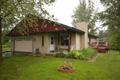 Campbellsport Single Family Home For Sale: 5587 St. Kilian Dr Drive