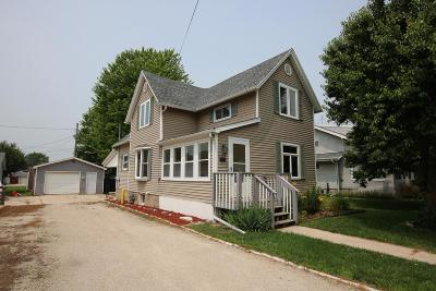 Oakfield Single Family Home For Sale: 112 South Second St Street