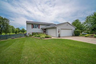Fond du Lac County Single Family Home For Sale: W1640 Christy Ln Lane