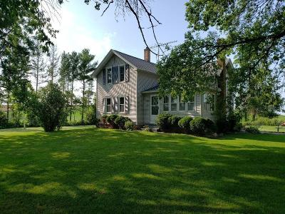 Fond du Lac County Single Family Home For Sale: W3233 Cody Rd Road