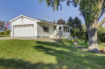 Dodge County Single Family Home For Sale: W4961 County Rd S