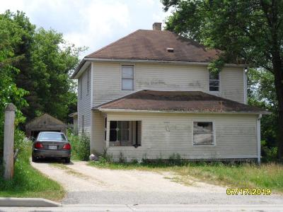 Dodge County Single Family Home For Sale: W2451 Roosevelt Rd Road