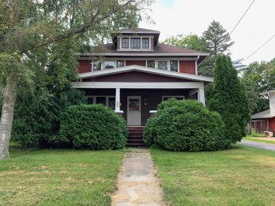 Beaver Dam Single Family Home For Sale: 404 De Clark St Street