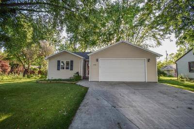 Fond du Lac County Single Family Home For Sale: 268 Wilson Ave Avenue