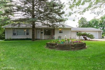 Dodge County Single Family Home For Sale: N4516 Hazelwood Rd Road