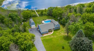 Campbellsport Single Family Home For Sale: N1597 Double D Rd Road