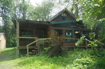 Dodge County Single Family Home For Sale: W3099 Monroe Rd Road