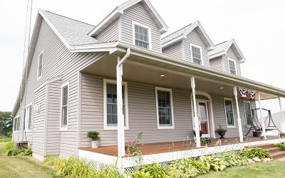 Ripon Single Family Home For Sale: W11950 State Road 23