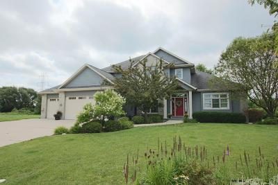 Fond Du Lac Single Family Home For Sale: 1162 Spring Lake Dr Drive