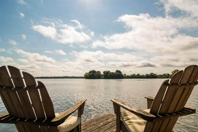 Dodge County Single Family Home For Sale: 1 Majestic Island Island