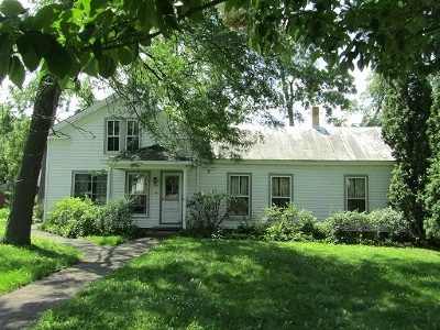 Green Lake Single Family Home For Sale: 531 South St Street