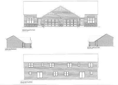 Dodge County Single Family Home For Sale: Unit 5 Baker Blvd Boulevard