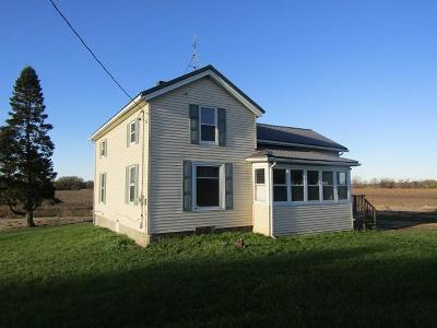 Ripon WI Single Family Home For Sale: $45,000