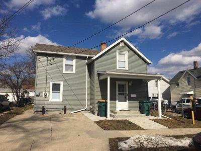 Beaver Dam Single Family Home For Sale: 106 West Main St Street