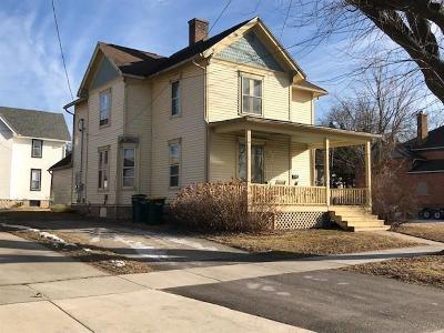 Beaver Dam Multi Family Home For Sale: 201 North Lincoln Ave Avenue