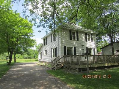 Ripon Single Family Home For Sale: 578 North Union St Street