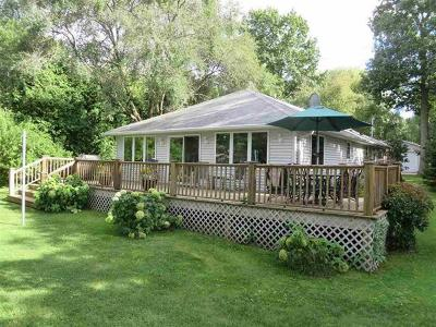 Green Lake County Single Family Home For Sale: W2882 Wick Rd Road