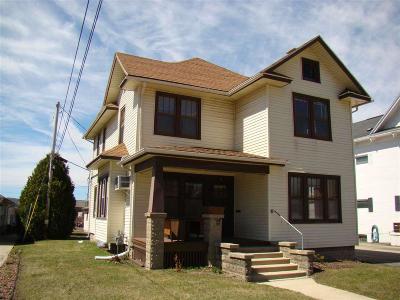 Beaver Dam Single Family Home For Sale: 106 North Lincoln Ave Avenue