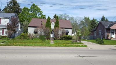 Beaver Dam Single Family Home For Sale: 805 North Center St Street