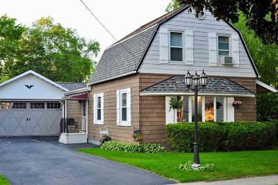 Ripon Single Family Home For Sale: 456 Scott St Street