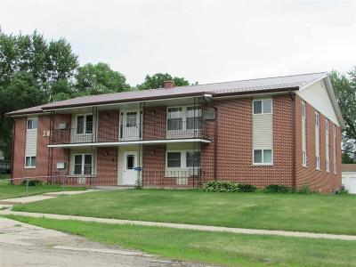 Dodge County Multi Family Home For Sale: 207 West Lake St Street