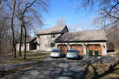 Fond du Lac County Single Family Home For Sale: W4595 Valley Dr Drive