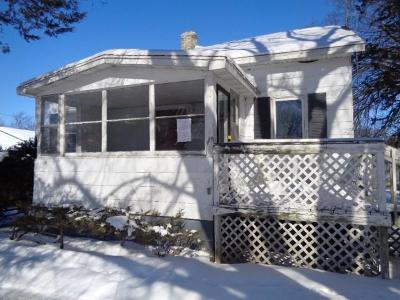 Fond Du Lac WI Single Family Home For Sale: $34,900
