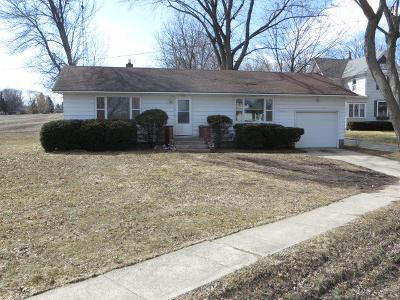 Markesan Single Family Home For Sale: 310 West Manchester St Street