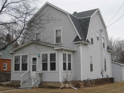 Ripon Single Family Home For Sale: 358 Belleville St Street