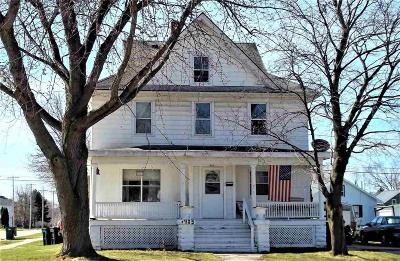 Waupun Multi Family Home For Sale: 403 West Main St Street