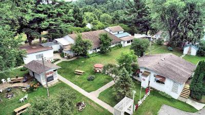 Columbia County Multi Family Home For Sale: W15344 Waubeek Rd Road
