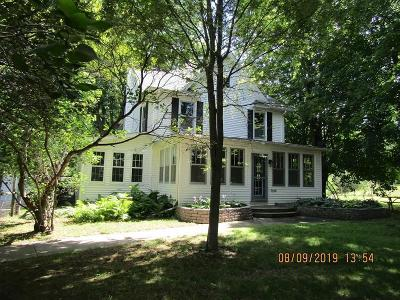 Green Lake Single Family Home For Sale: W2009 Irving Park Rd Road