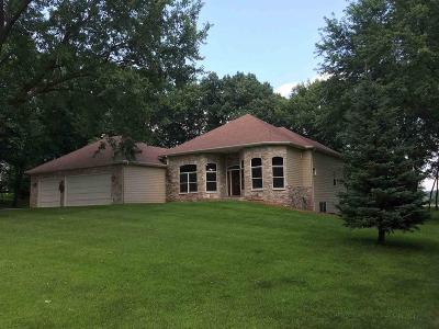 Green Lake Single Family Home For Sale: N5750 Whitetail Ct Court