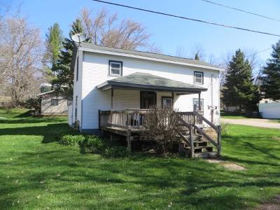 Ripon Single Family Home For Sale: 502 Kellogg St Street