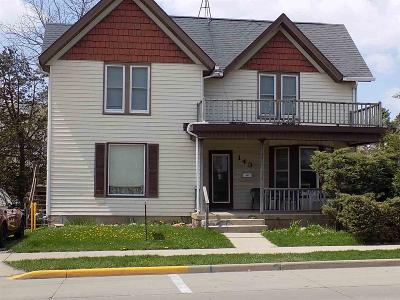Dodge County Multi Family Home For Sale: 143 South Main St Street