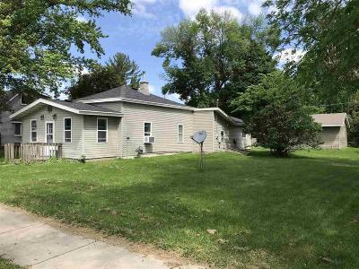 Fox Lake Single Family Home For Sale: 207 East State St Street