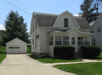 Ripon Single Family Home For Sale: 341 East Sullivan St Street