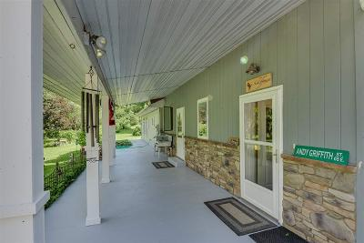Columbia County Single Family Home For Sale: W13550 Hwy 60
