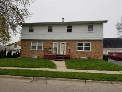 Waupun Multi Family Home For Sale: 704-706 East Jefferson St Street