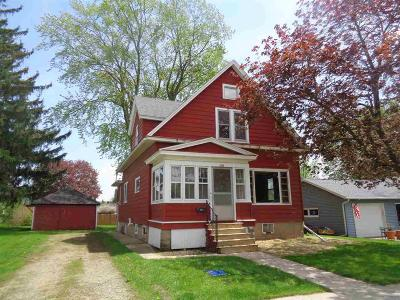Dodge County, Fond Du Lac County Single Family Home For Sale: 144 South Mill St Street