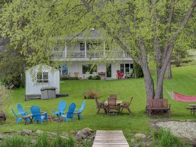 Columbia County Single Family Home For Sale: N2140 Smith Park Rd Road