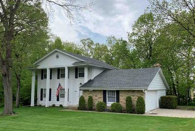 Dodge County Single Family Home For Sale: N4281 Hickory Dr Drive
