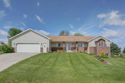Columbia County Single Family Home For Sale: 153 Vilas Hibbard Pky