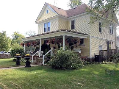 Green Lake County Single Family Home For Sale: 103 West Water St Street